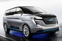 姜堰建新能源汽车整车生产基地