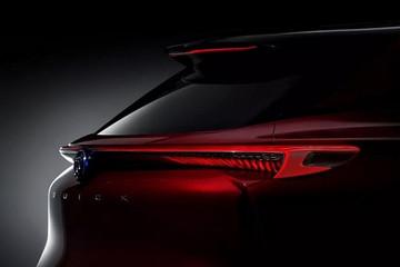 别克Enspire电动SUV概念车4月17日发布