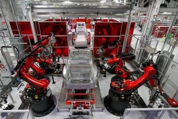 传特斯拉2019年生产Model Y 2021年在中国生产