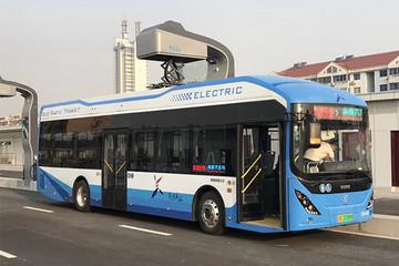 """上海首条BRT运行,特来电""""魔幻充电""""仅需8分钟充满"""