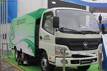 东莞强制环卫车电动化,新能源环卫车时代说来就来