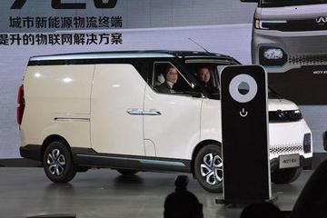 新能源物流车销量快速增长,市场渗透率提高