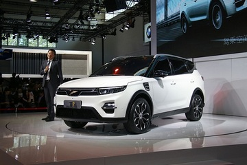 EV晨报丨工信部:今年取消新能源车股比限制;北京新能源指标申请破23万;北汽EU5起售价12.9万
