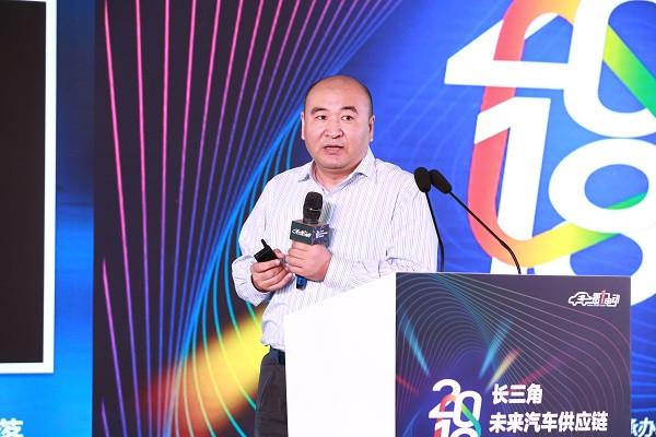 卡耐董事长于洪涛:动力电池需多维度发展 比能量并非主要指标