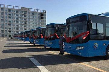 山东德州:乐陵投入40辆新能源公交示范运营