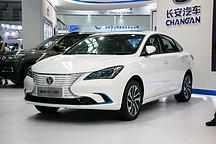 新车抢先看丨续航超400km 长安第二代逸动EV将在北京车展亮相