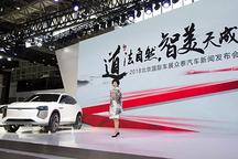 青春就来电,众泰新能源北京车展阵容报告