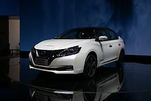东风日产首款纯电动车型轩逸EV  5月份将开启预售