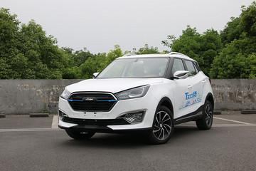众泰首款小型纯电SUV——T300EV,将于5月18日正式上市