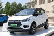 比亚迪e平台下首款纯电SUV——元EV360 将于5月27日正式上市