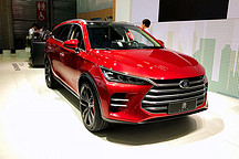 比亚迪、吉利、江淮、奇瑞组团参加未来汽车展 多款新车同时亮相