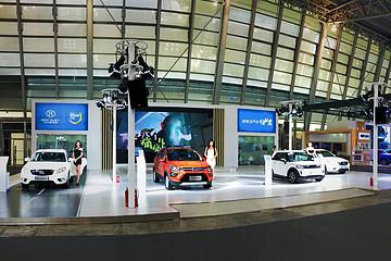 与未来共起舞 北汽新能源携多款新车亮相2018未来车汽展