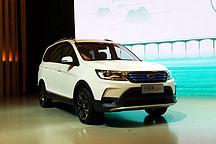 7座纯电SUV开瑞K60EV正式上市 补贴后售10.63-11.33万元