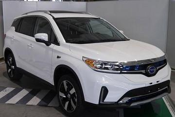广汽丰田首款纯电SUV——ix4 EV 将于成都车展上市