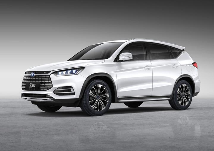 全新一代宋EV 500将于8月30日上市