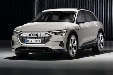 奥迪首款纯电动SUV e-tron正式在美发布 2019年将引入国内
