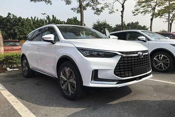 2018广州车展探馆 |比亚迪唐EV600亮相