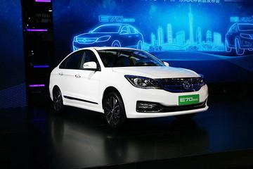 【新车上市】东风风神E70 500正式上市 补贴后售13.58-14.58万元
