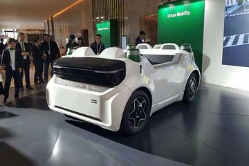 2018舍弗勒技术研讨会召开 自动驾驶概念车首次亮相中国