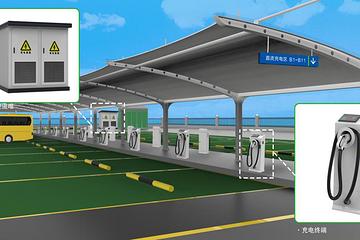 鼎充电动公交充电整体解决方案 成为新能源公交发展趋势论坛亮点