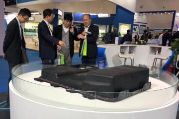 比克电池高镍电芯全线亮相IEEV展会,21700已量产交付