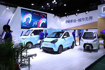 领途商用车首秀广州展,打造无界城市物流生态圈