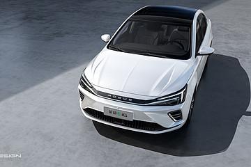 2020年最值得期待的纯电动汽车来了!荣威Ei6前脸官图曝光