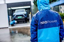 NIO Power累计换电单量突破50万次