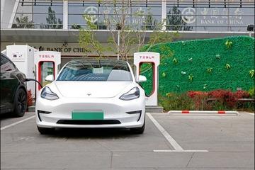 加速布局 特斯拉在京连开9座超级充电站