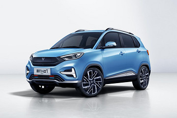 国家三部委推荐车型 哪吒N01青春版引领新能源汽车普及之势