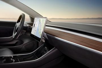 极简、超前,永不过时 深度探究Model 3内饰设计哲学