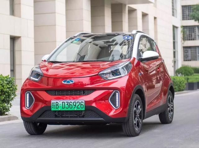 奇瑞新能源:小型純電動車型爲主,中高端也不放過