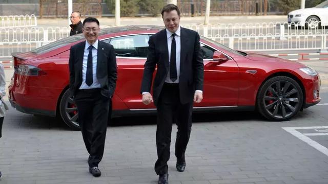 特斯拉中国三大高管齐升职,他们有什么故事?