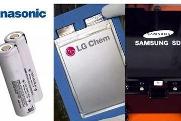 三星、LG化学进入纯电动乘用车公告,外资动力电池小步回归