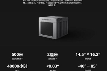 千元级激光雷达可量产