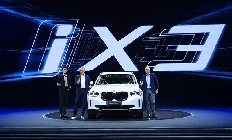 宝马iX3拷问:不掌控电池,能做好电动汽车?