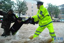 郑州暴雨:一个换电从业人员的亲历
