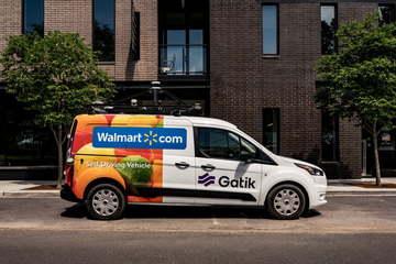 沃尔玛采用无人驾驶送货,人工成本降低,商品价格会因此减价吗