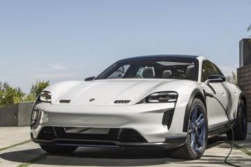 新能源趋势以来,保时捷宝马奥迪也不能落下,浅谈豪华品牌电动车
