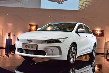目前具有L2自动驾驶的纯电动车有哪些?