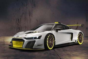 640马力的R8 ,奥迪公司最新力作,能否征服GT2赛场?