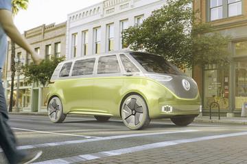 大众和福特敲定合作,共享自动驾驶和电动技术,或将产生合作车辆