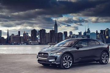 捷豹I-Pace,更低价格更好驾驶,你为什么选Model X