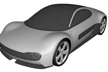 本田还有新的电动车设计?设计图曝光,车型竟然参考了这款车!