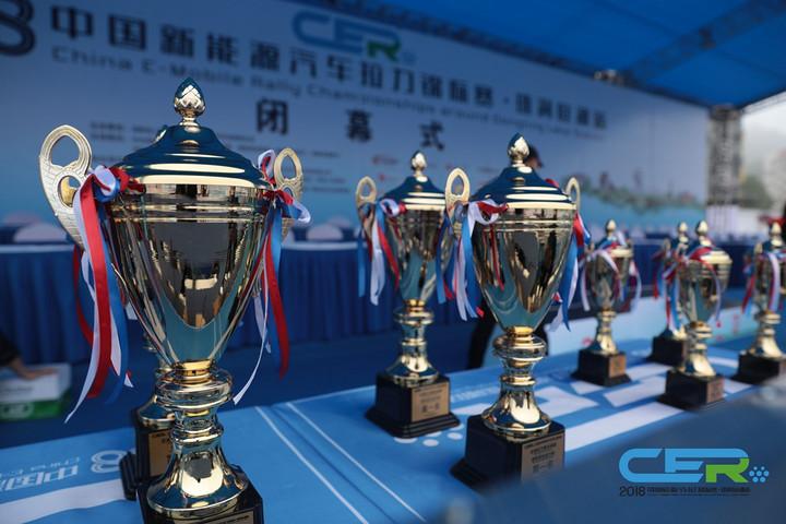 2018中国新能源汽车拉力锦标赛•环洞庭湖站圆满结束