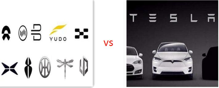 造车新势力VS特斯拉!新能源补贴大幅退坡,究竟谁能笑到最后?