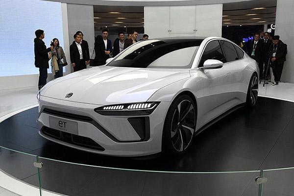 蔚来新款轿车ET7亮相,最大亮点:续航可达1000公里