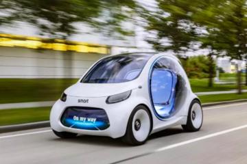 精致小车的典范,全新纯电smart预计今年内投产