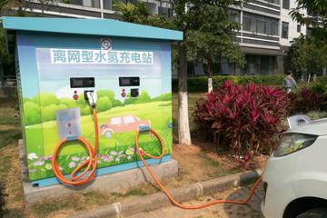 新能源车补贴腰斩!水氢机进入爆发期