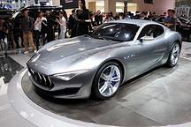 2019年推首款车型 玛莎拉蒂新能源计划